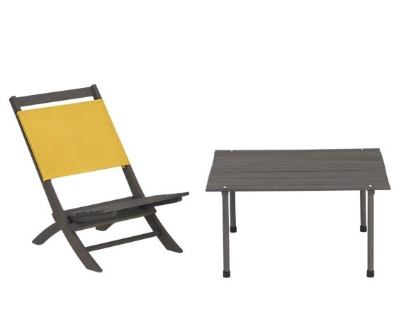 it get any easier with the table in a bagpicnic chair from crate u0026 barrel roll it up and pack it in the car