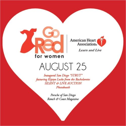 Go-Red-Fundraiser
